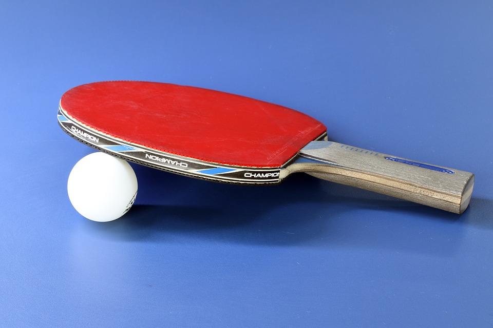 Tischtennis-Gruppe