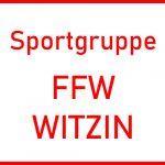 Sportgruppe FFW Witzin